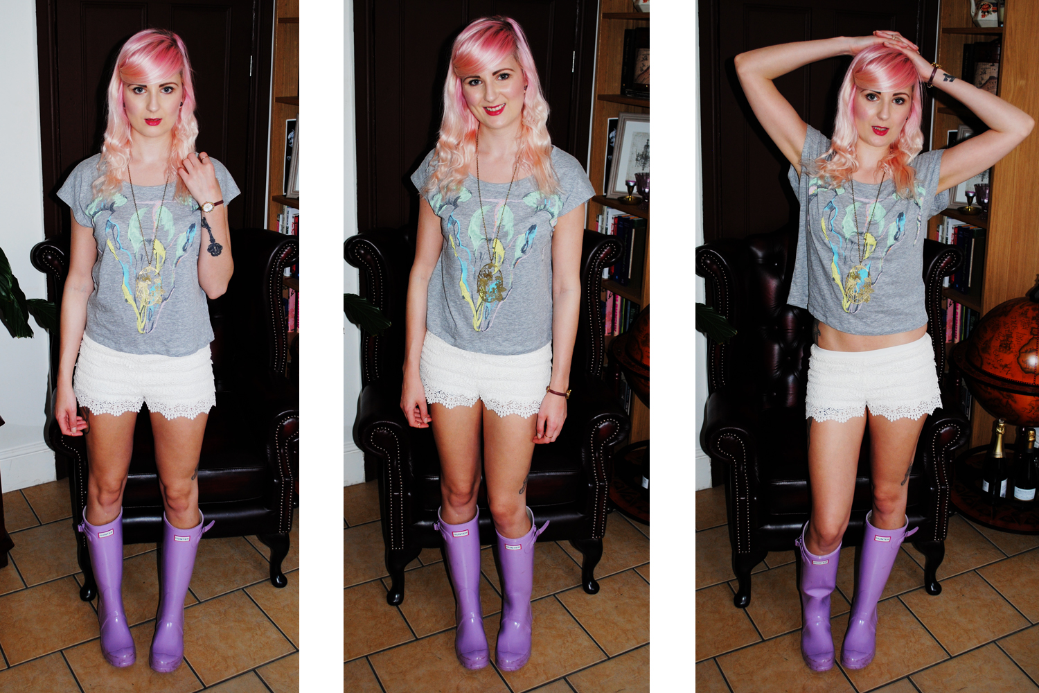 How to Wear Wellies forecasting