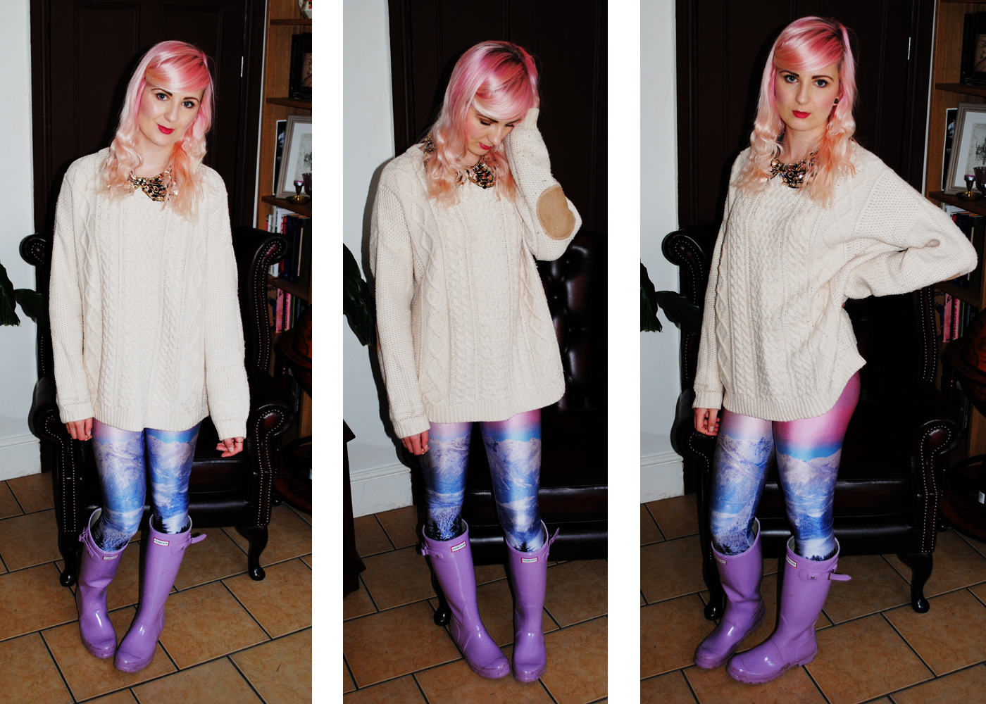 Watch How to Wear Wellies video